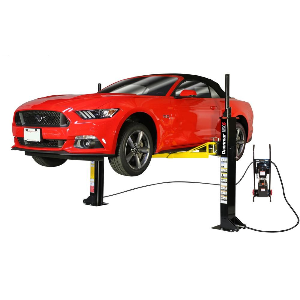 Promo Discount Deals Get 12 On Dannmar Portable Car Lift For 2018 From Home Depot Portable Car Lift Lifted Trucks Car Lifts