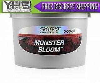 Grotek Monster Bloom 2.5kg Grams  flower enhancer booster hydroponics - http://ift.tt/2dZym61 - #hydroponics #foodinnovation