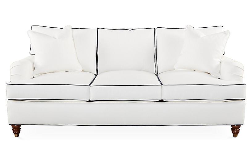 Kate Sleeper Sofa White Crypton Sofa Sleeper Sofa White Sofas