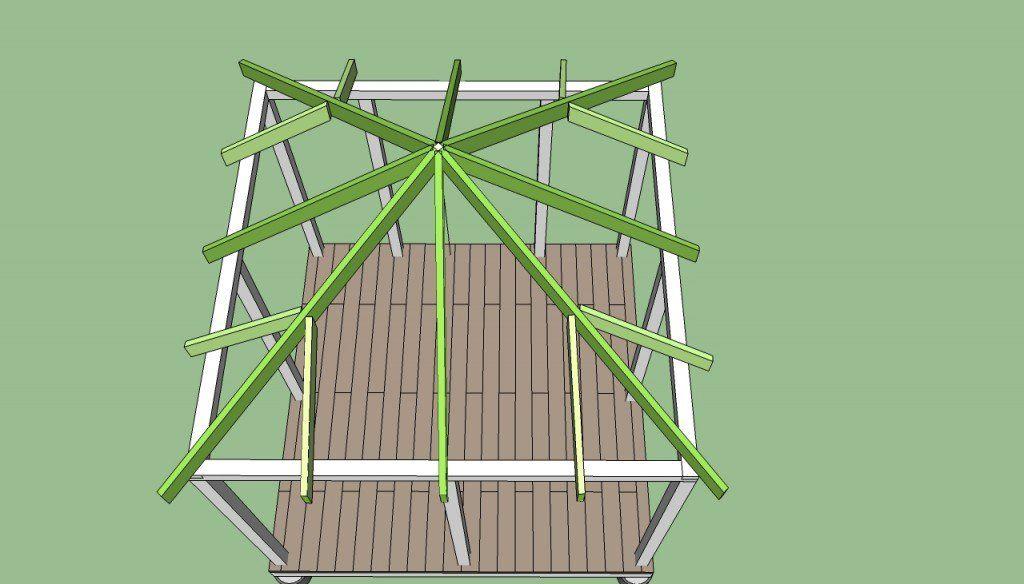 How To Build A Gazebo Gazebo Roof Wooden Gazebo Gazebo Plans