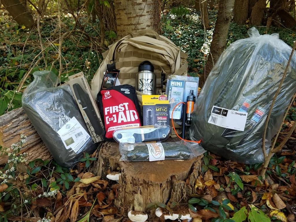 Scout Survival Kit Kit Is Available Read Below On