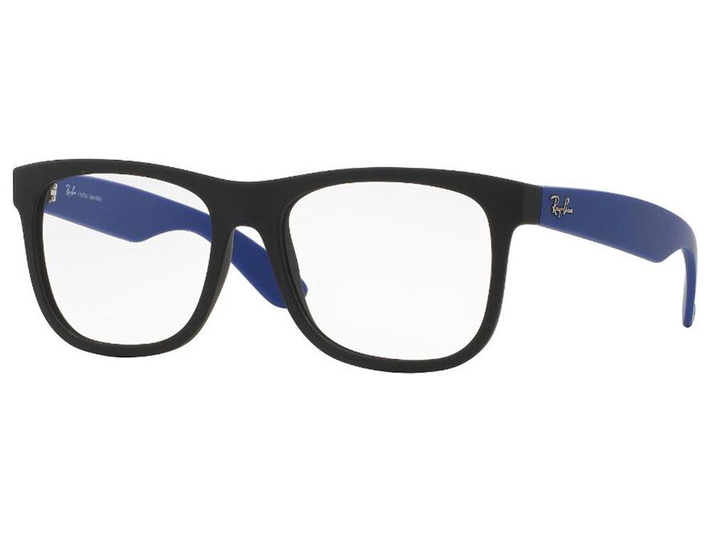 oculos ray ban wayfarer masculino azul