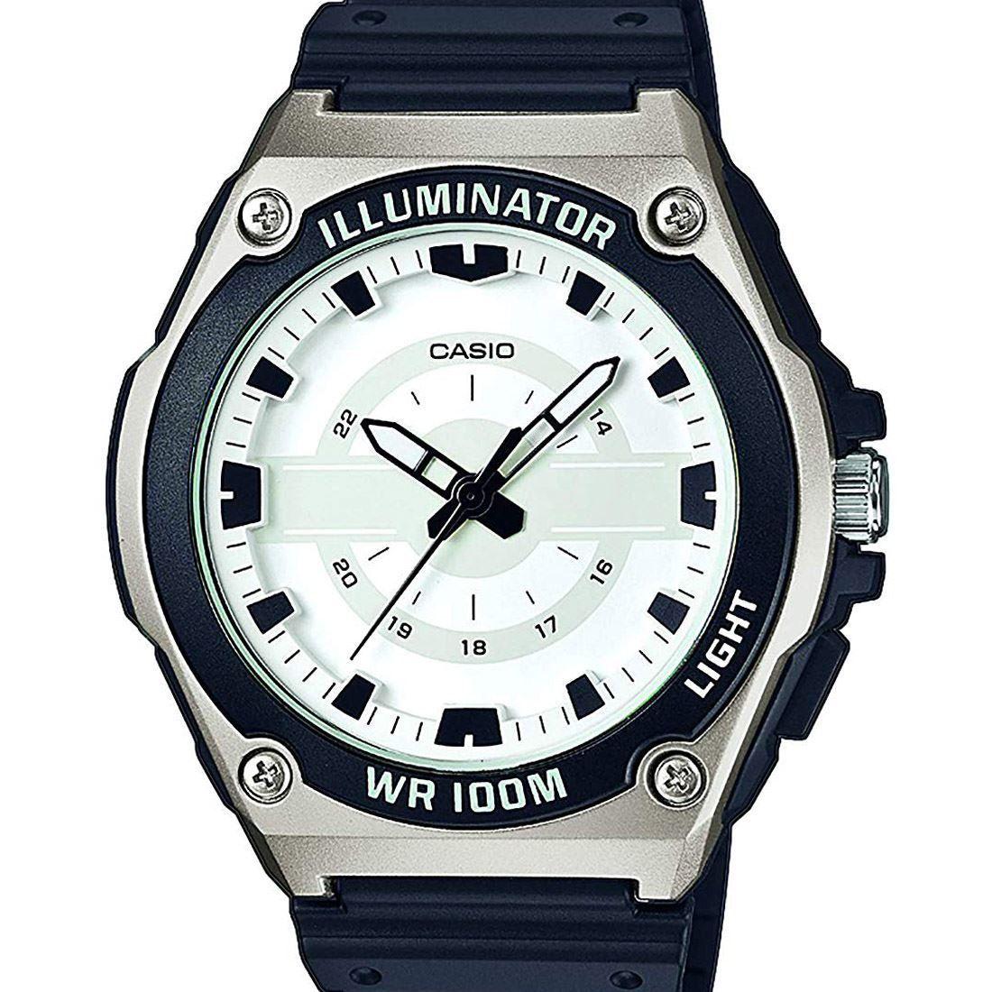 MWC100H7AV MWC100H Casio Mens Youth Sports Watch Reloj