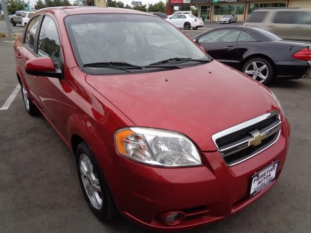 Hellabargain 2011 Chevrolet Aveo Lt Low Mileage Only 54k Leather