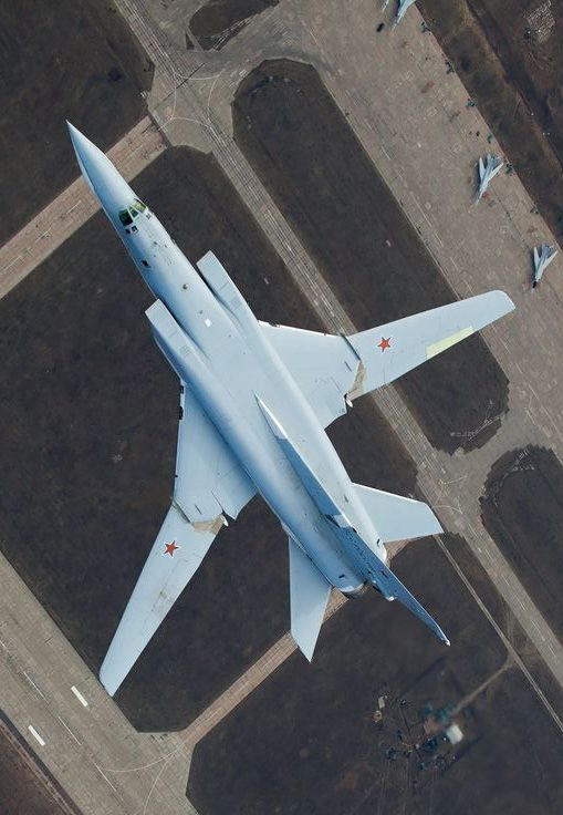 Tupolev Backfire Russian Air Force Aircraft Fighter Jets