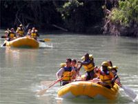 White Water Rafting in Jamaica...funnest vacation experience