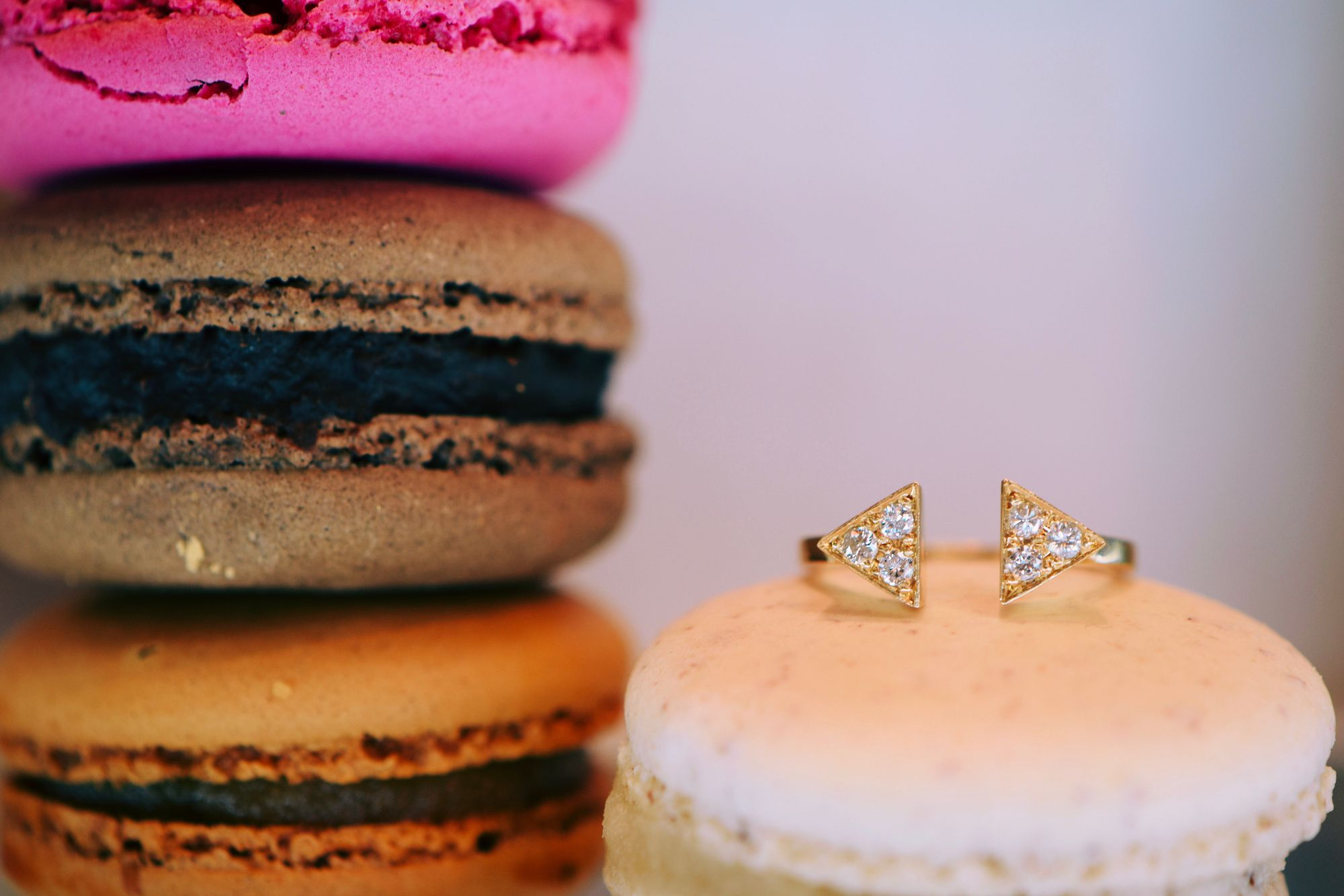 Box of Macarons or Box of Chocolates Which do you prefer? 🍫 #valentinesgift #macaronlovers #diamondrings #sweettoothforever #sweetiepie #candybox #ringsofinstagram #vibrantlife #colorfullife #diamondjewelry #goldrings #handmadejewelry #jewelrysale #onlinesale #dealoftheday #stackablerings #everydayjewelry #willyoubemyvalentine #galentinesday #jewelrytrends #promisering #ringbling #ringoftheday #statementring #dreamring #sweetsformysweet #soinlovewithyou #valentinesday2020 #elissarcouture