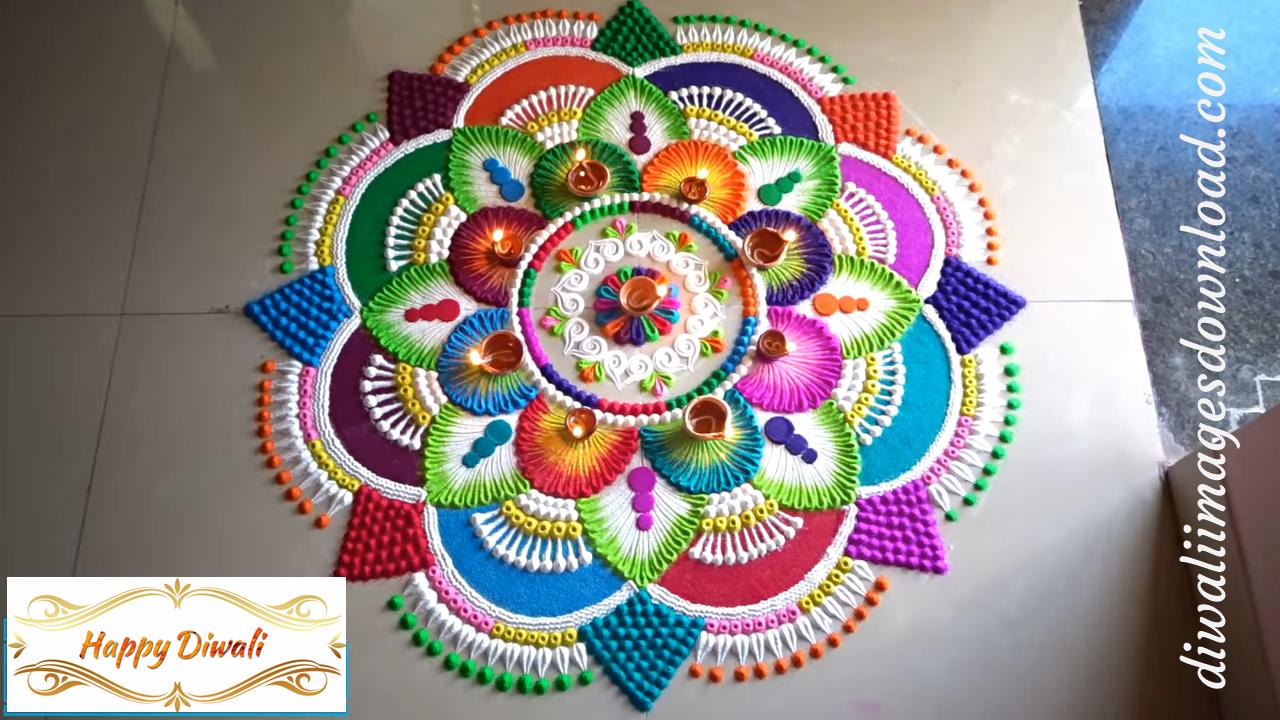 Diwali Images Download 2020 Latest Rangoli Designs 2019