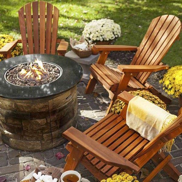 Como limpiar los muebles de jardín   Muebles de madera, Muebles de ...