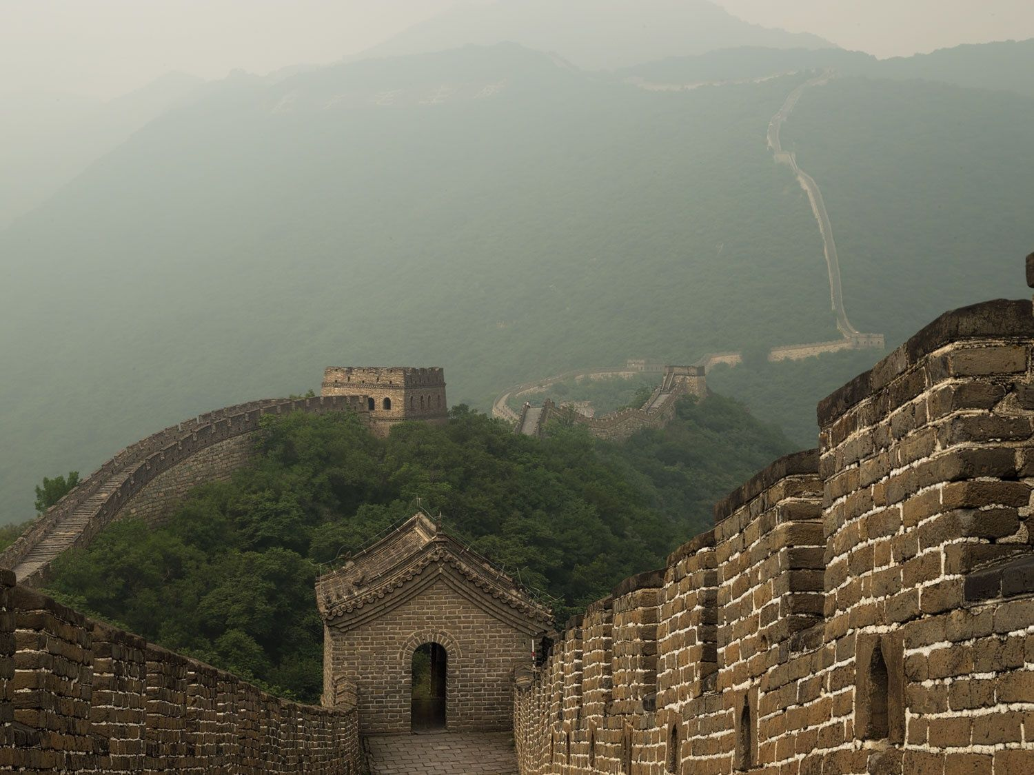 The Great Wall. by Josh Fassbind on 500px