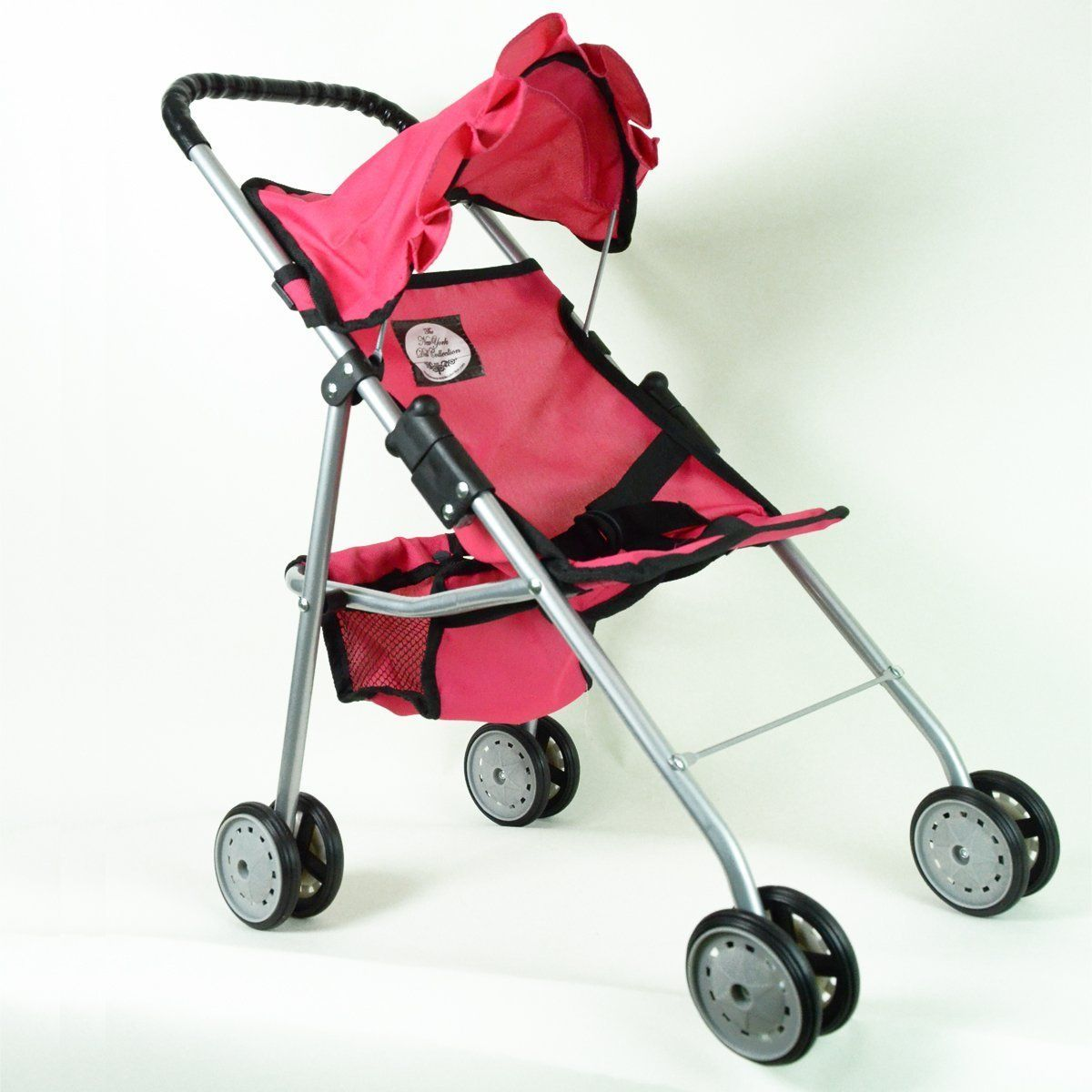 Amazon.com: First Doll Stroller for Kids - Pink: Toys ...