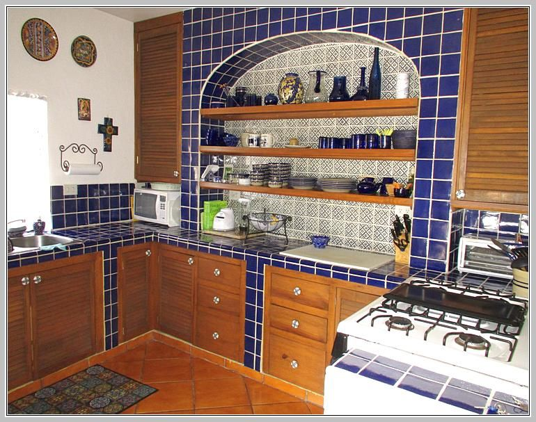 Nice Rustic Style Mexican Kitchen   Google Search