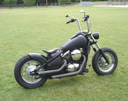 99 Kawasaki Vulcan Bobber