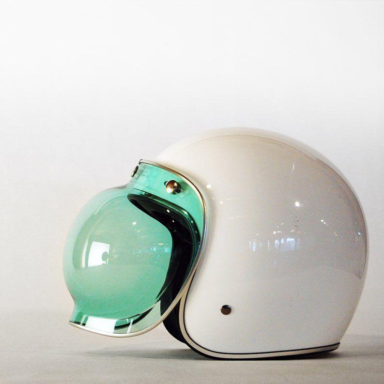 Biltw3ll Bubbl3 Shi3ld Gr33n Tint3d For My Rides Is My Favorite Helmet With Special Bubble Shield Green Tinted F Biltwell Helmet Helmet Motorbike Helmet