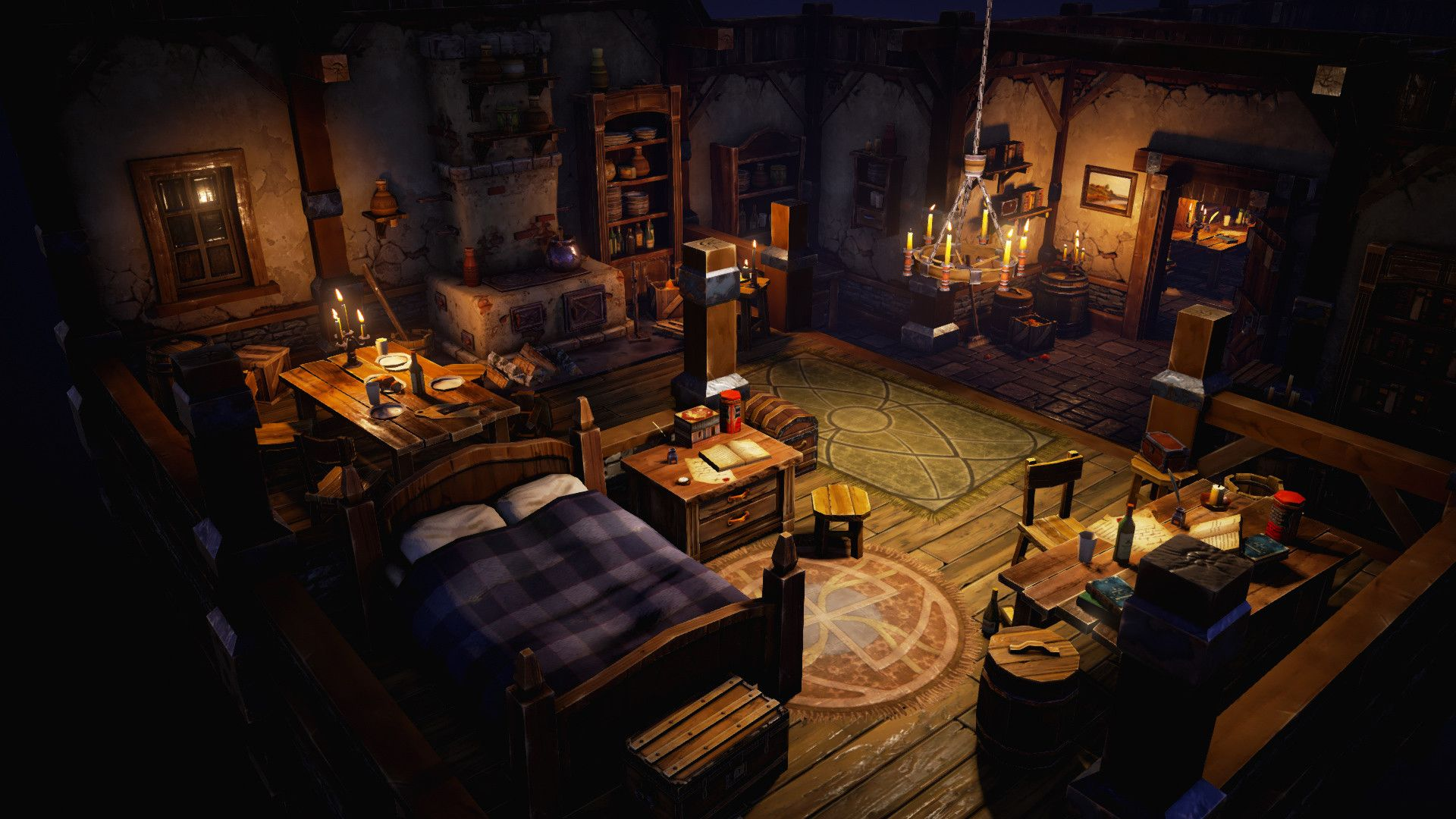 Fantasy Interior Victor Kudryashov Fantasy Interior Concept Art Fantasy Setting The top fantasy rooms