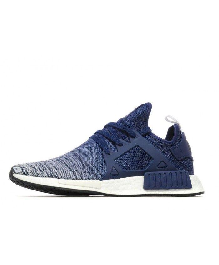 7569f20b35c51 Adidas NMD XR1 Blue White Shoes UK