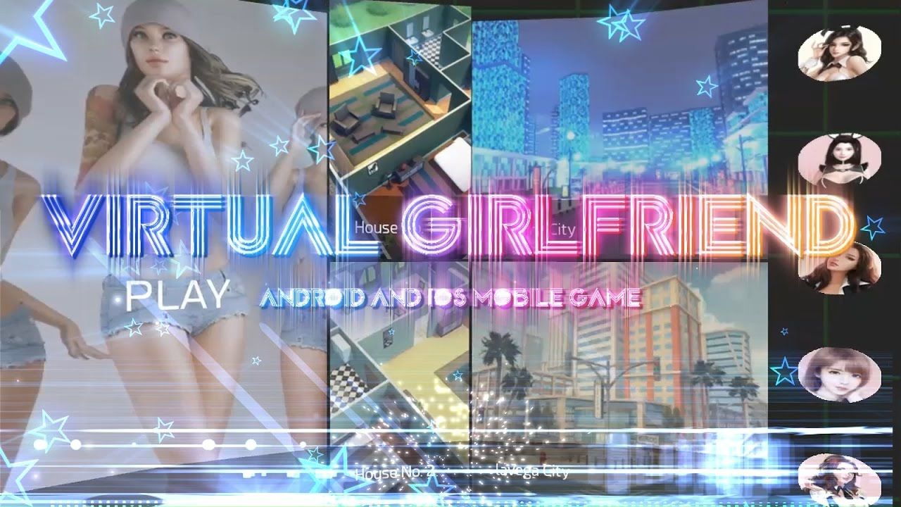 my virtual girlfriend android на русском
