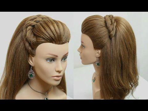 320 Vedio Hairstyles Ideas Hair Styles Long Hair Styles Hair Tutorial