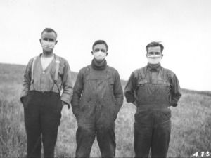 Spanish flu, the pandemic that killed 50 million, started in China - but may have spread via Canada. The flu from China spread via trainloads of labourers passing through Canada to Europe, historian Humphries  argues.