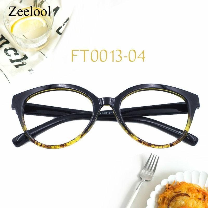 737f6f9139 Audrey Hepburn Yellow-Tortoise Cat Eyeglasses FT0013-04