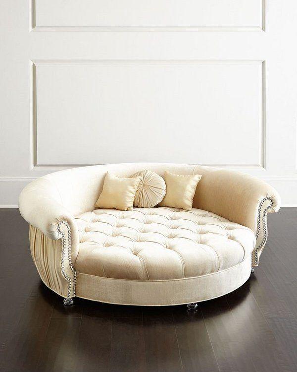 Fancy dog beds designs exclusive dog beds ideas elegant tufted bed