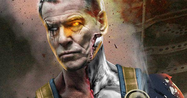 Deadpool 2 : Pierce Brosnan bien parti pour incarner Cable (Pix-geeks)