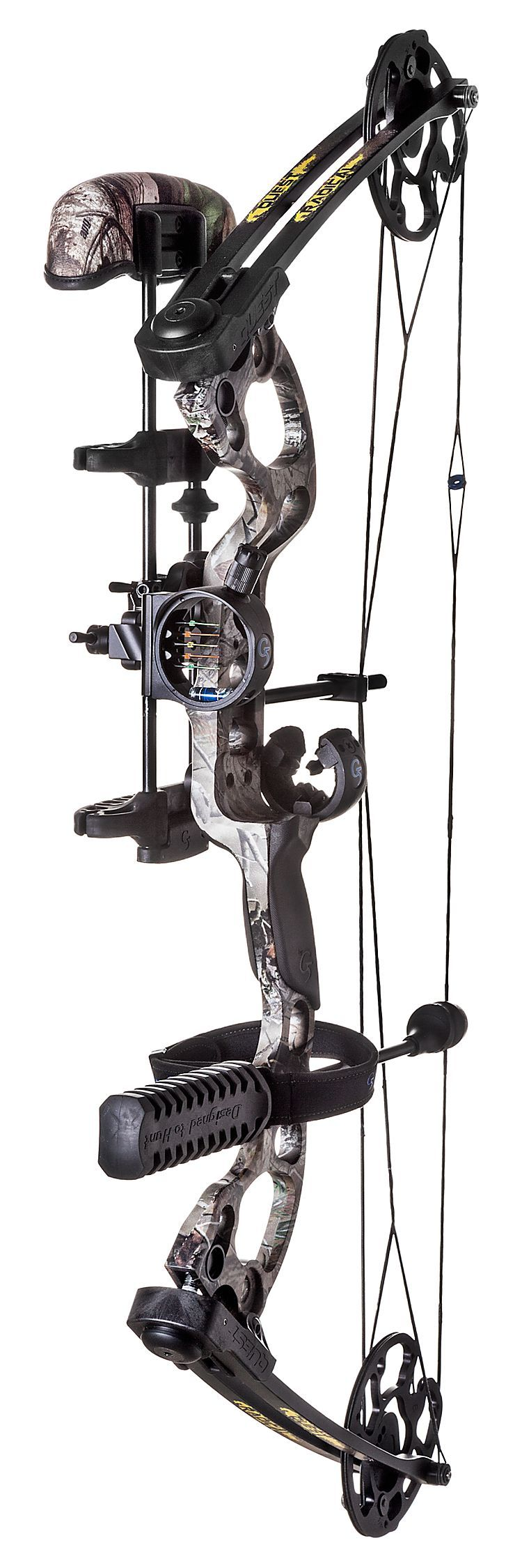 Quest By G5 Radical Compound Bow Package Arco E Flecha Armas