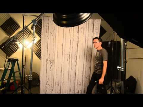 FabDrop Photography Backdrops - Behind the Scenes - YouTube