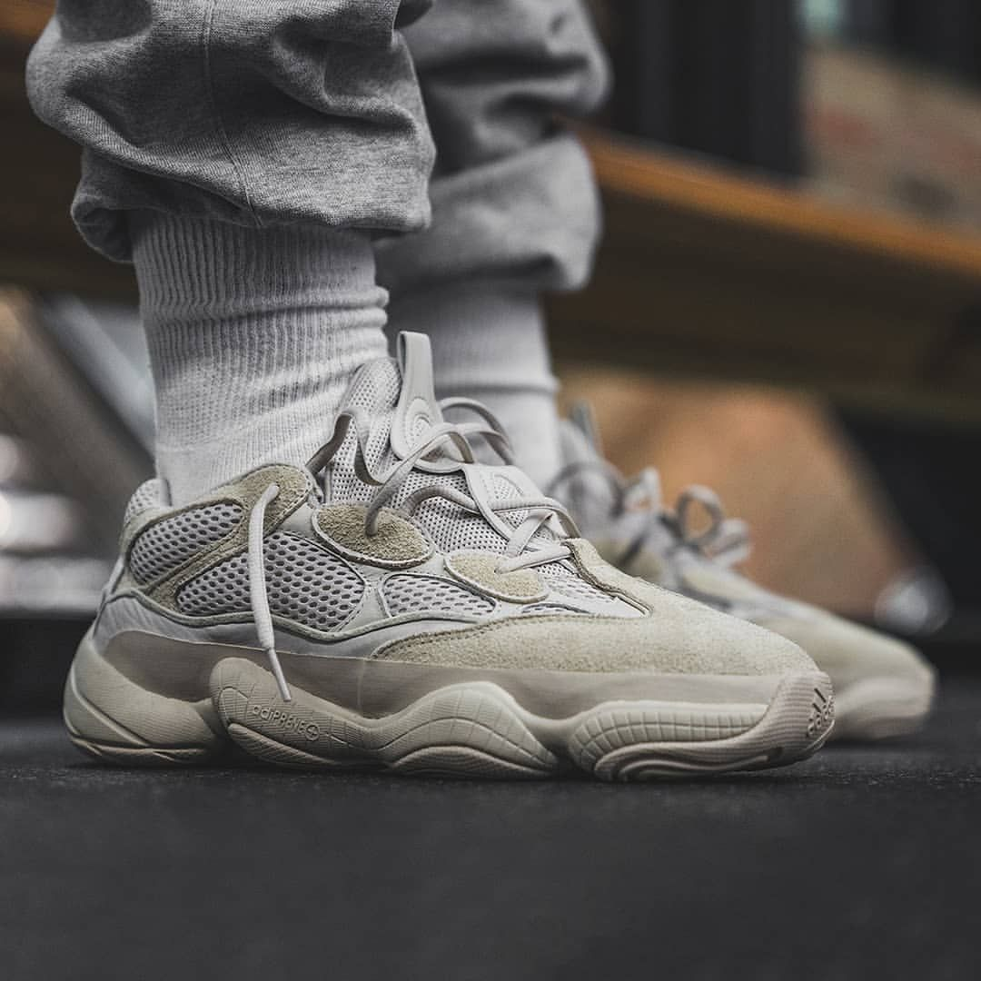 new style 99c9e d4cc9 Kanye 'Blush' Desert Rat 500s | Sneaks in 2019 | Adidas ...