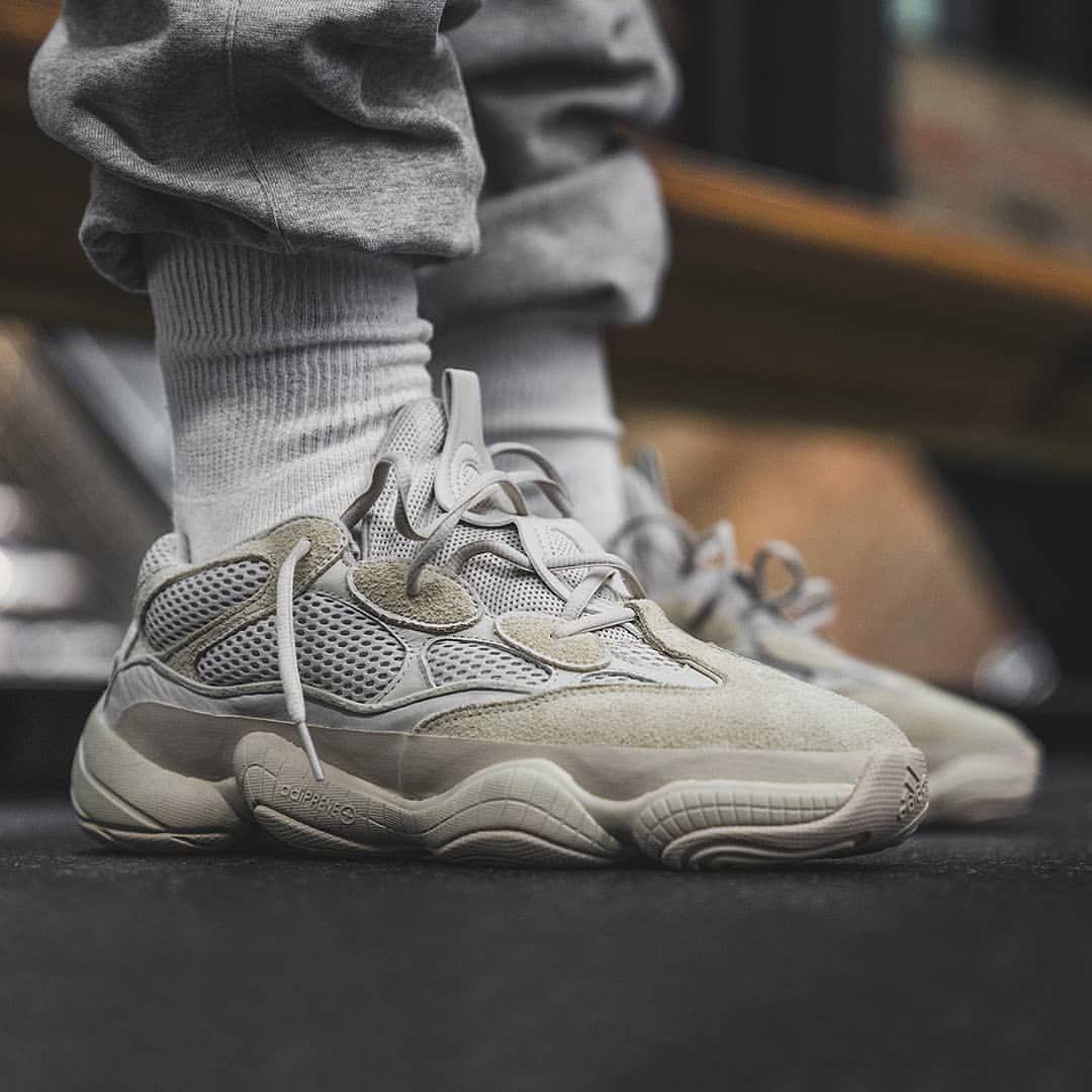 new style 36f38 39e12 Kanye 'Blush' Desert Rat 500s | Sneaks in 2019 | Adidas ...