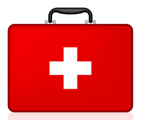 First Aid Kit (US Department of Health and Human Services