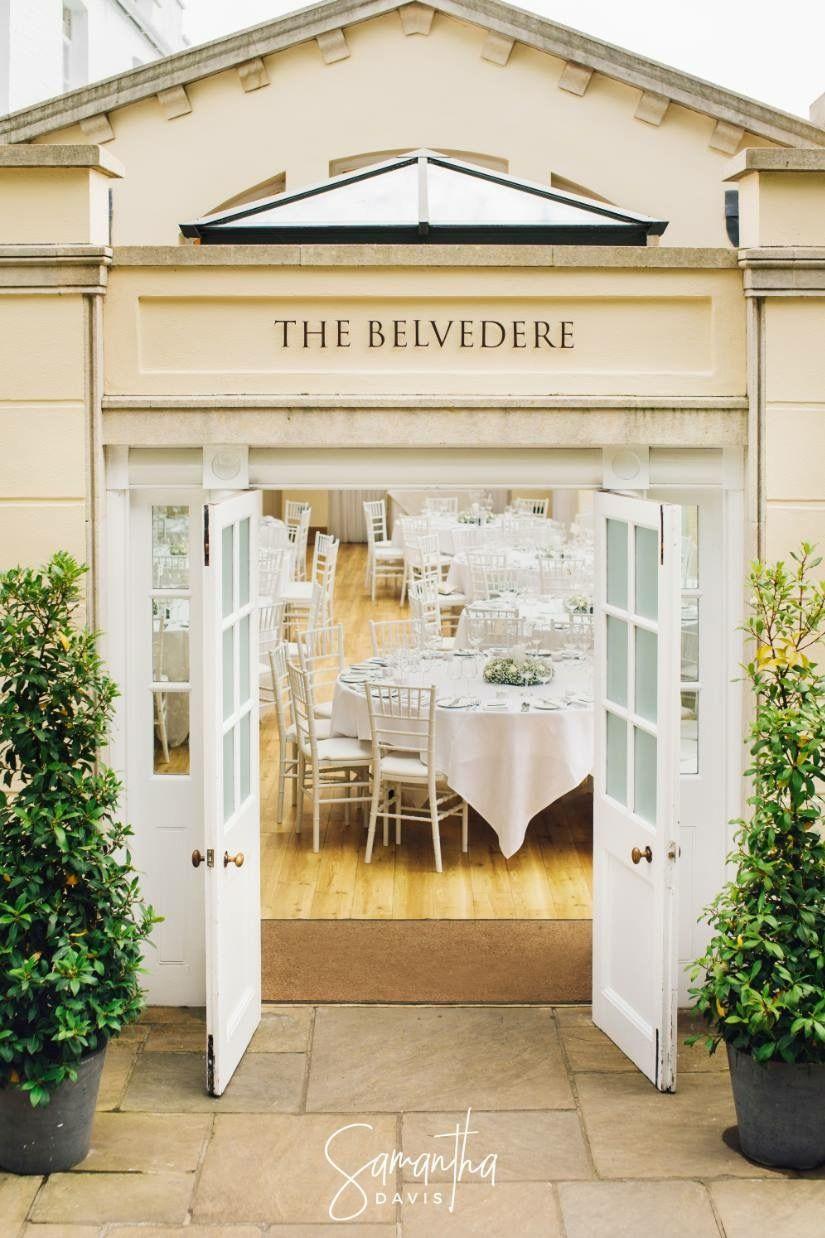Our Wedding At In The Belvedere Suite Pembroke Lodge Richmond Park Venues London