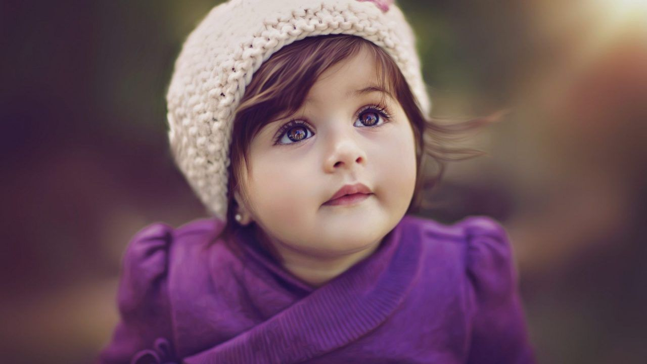 Babies Wallpapers For Laptop: Cute Baby Girl HD Wallpapers