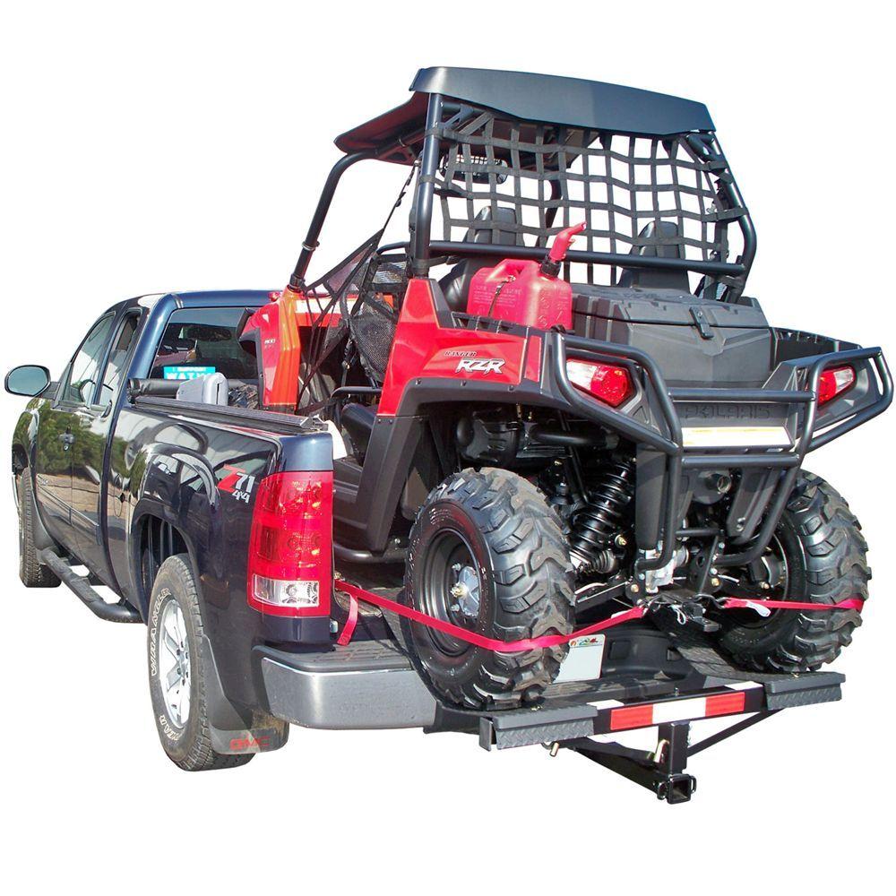 Ironman Tralrack ATV Carrier 450 lb. Capacity Custom