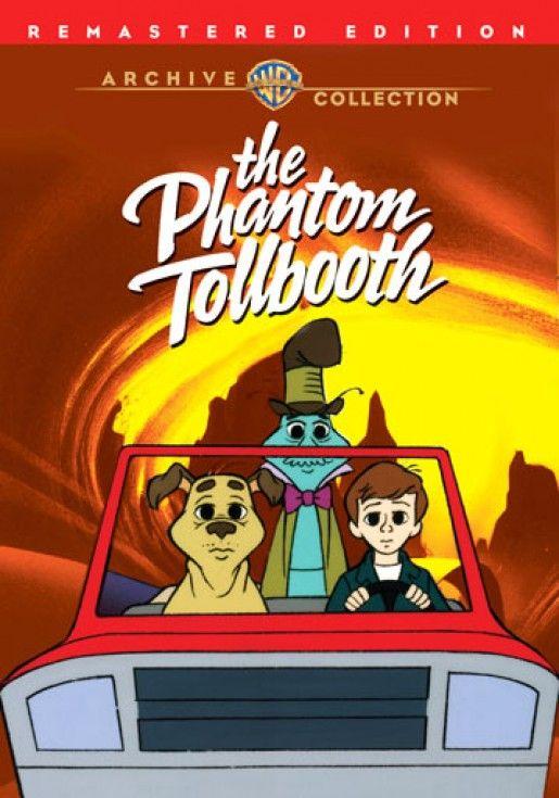 The Phantom Tollbooth DVD