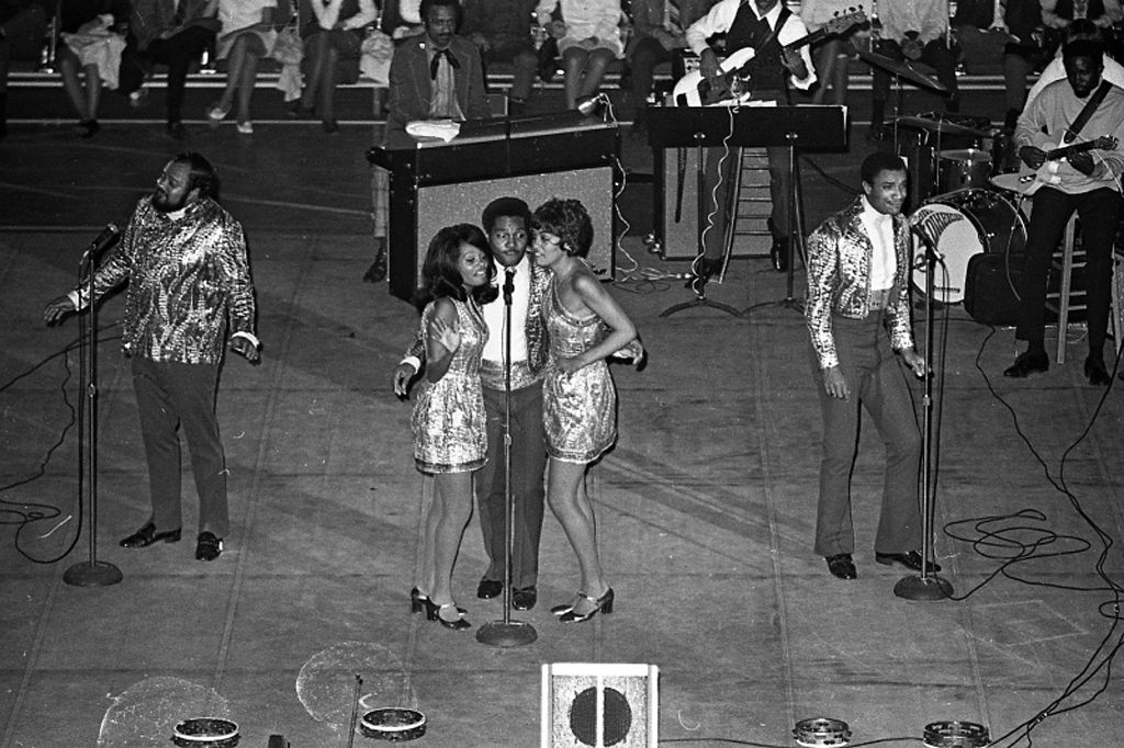 "The Fifth Dimension  ""Stone Soul Picnic"" one of my favorites.  I love the fact that the leads are a married couple."