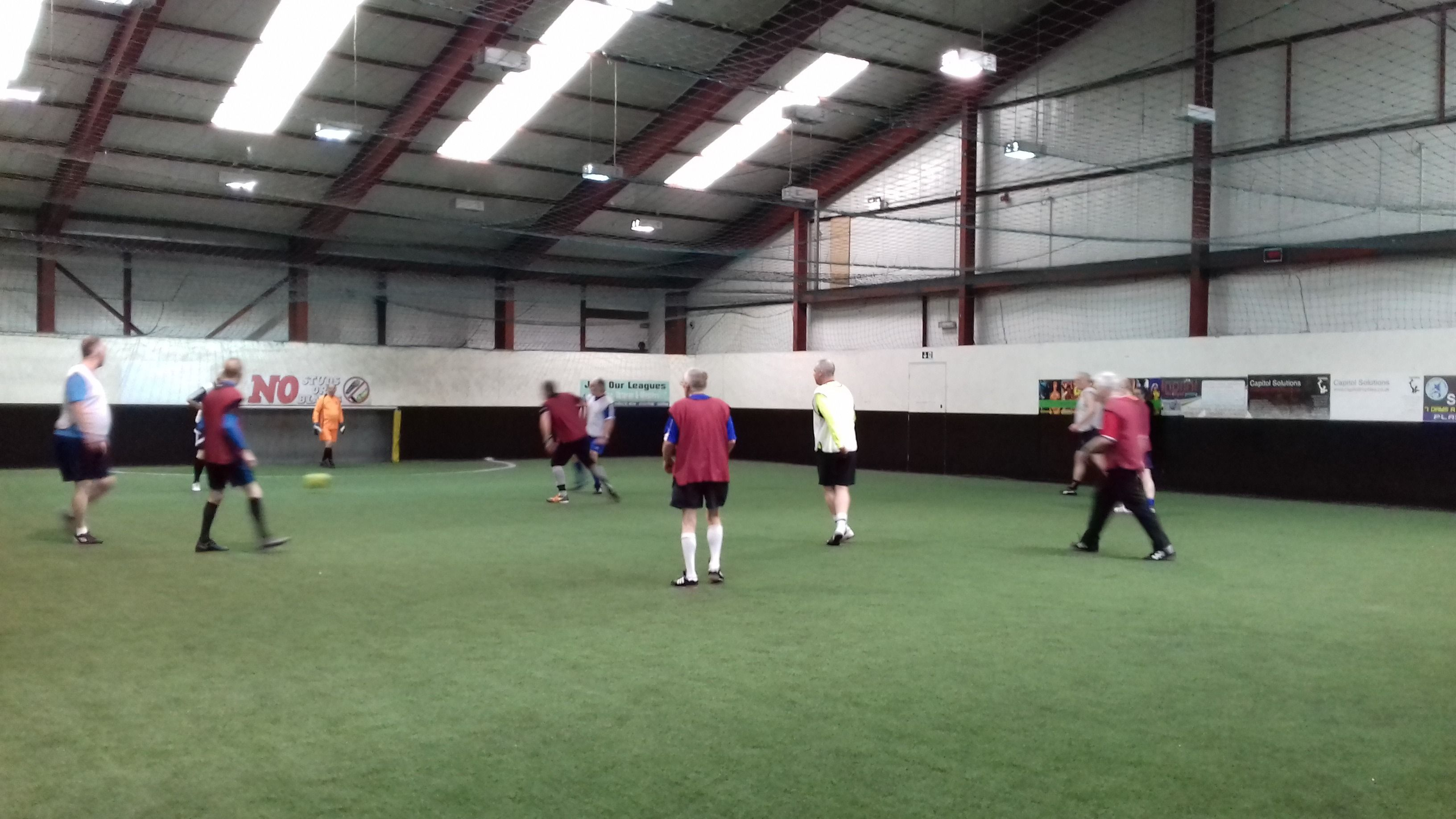 Soccerdome Walking Football Merseyside Indoor 3g Facility With Showers Changing Rooms Cafe And Getfit Walkingsports Followba Merseyside Football Ymca
