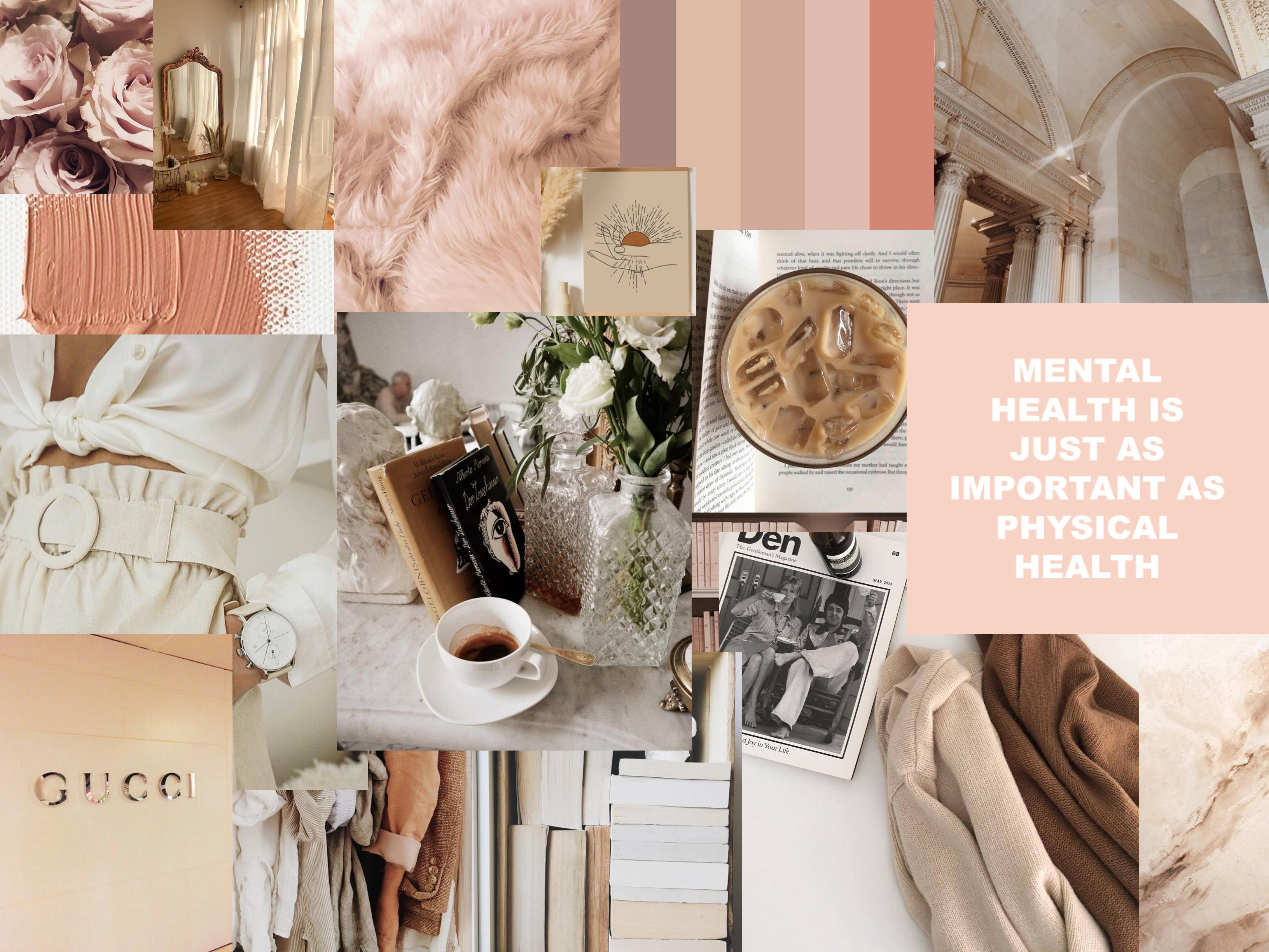 Peach Neutral Aesthetic Collage Wallpaper Di 2021 Fotografi Kota Wallpaper Ponsel