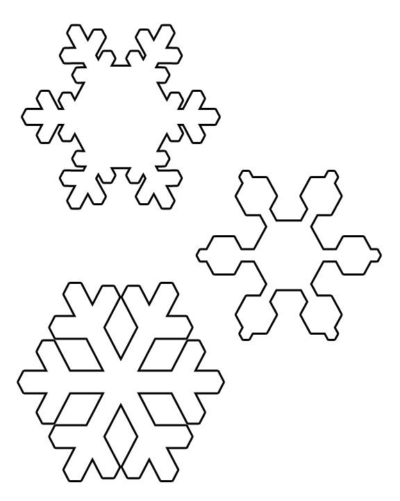 When You Need The Bright Idea To Design Your Snowflakes