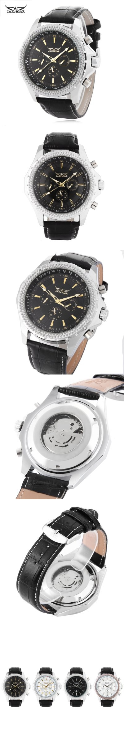 CURREN 8172 Rotatable Bezel Male Quartz Watch Rubber Band