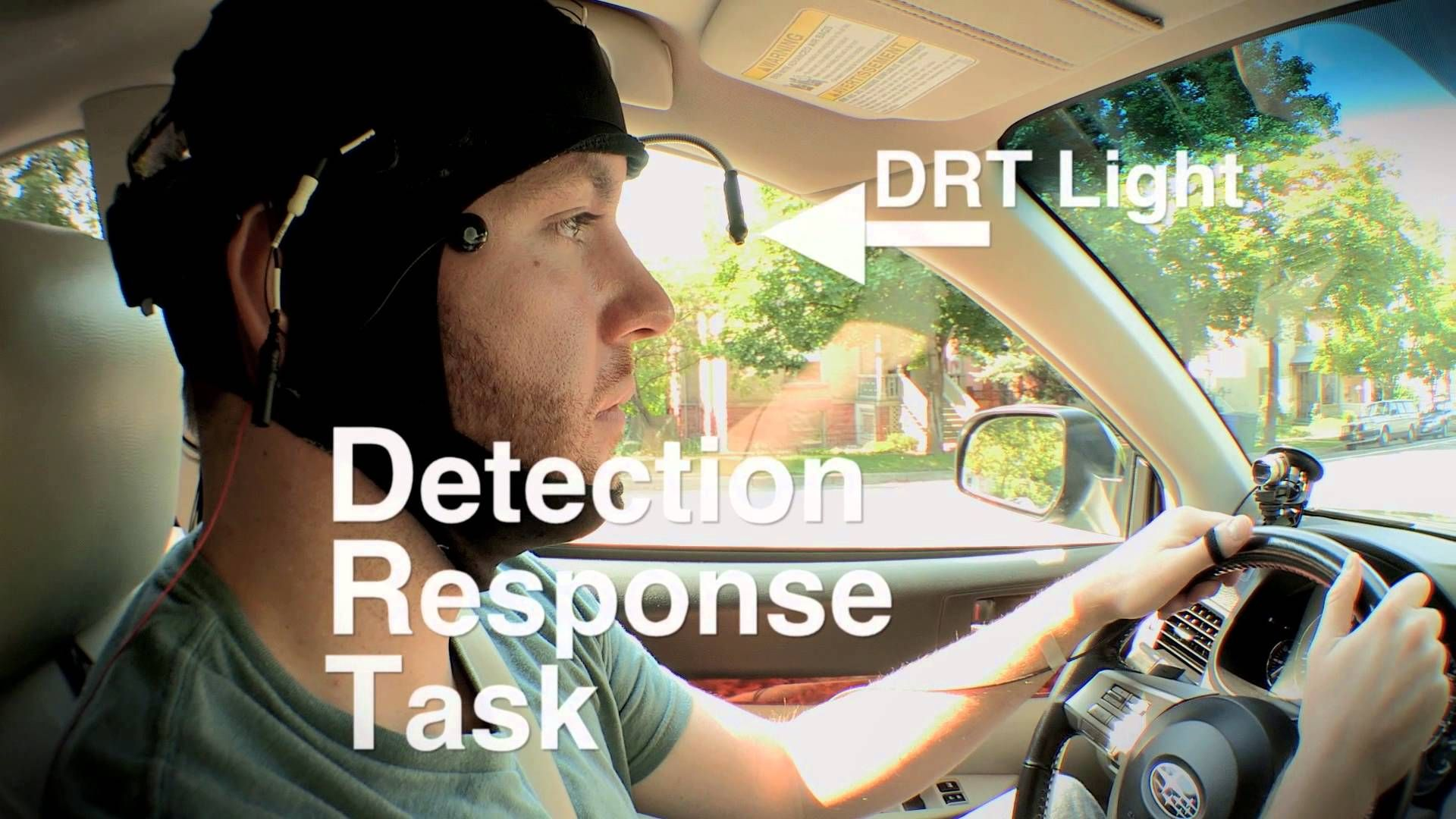 Cognitive Distraction what really happens when you drive