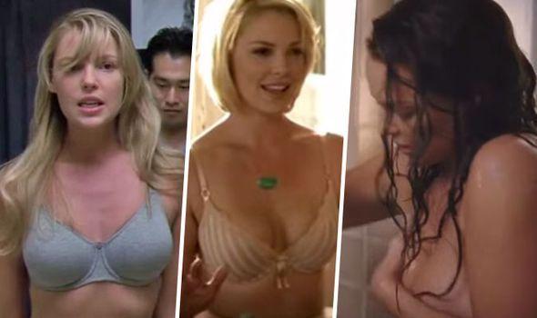 Katherine Heigls Sexiest Movie Scenes