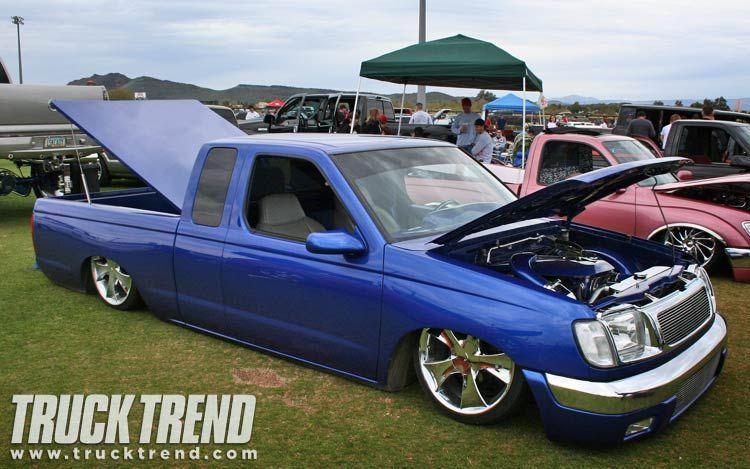Mini Truckin Nissan Frontier