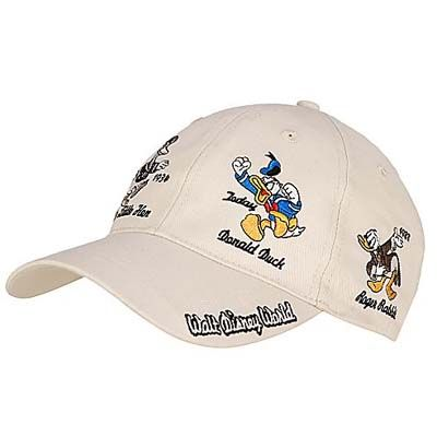 Disney Hat - Baseball Cap - Donald Duck Thru the Years  926a7440c7e