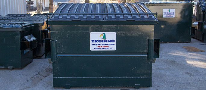 Garbage Can Design Troiano Waste Services Inc Waste And Recycling Workers Week Waste Services Dumpster Rental Garbage Can