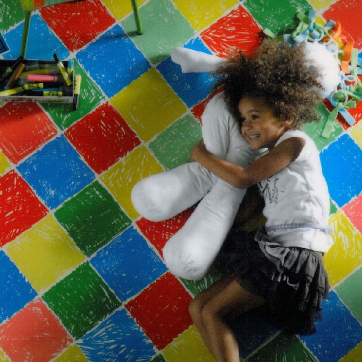 Kids Bedroom Vinyl Flooring add colours to your kids bedroom, playroom and even bathrooms with
