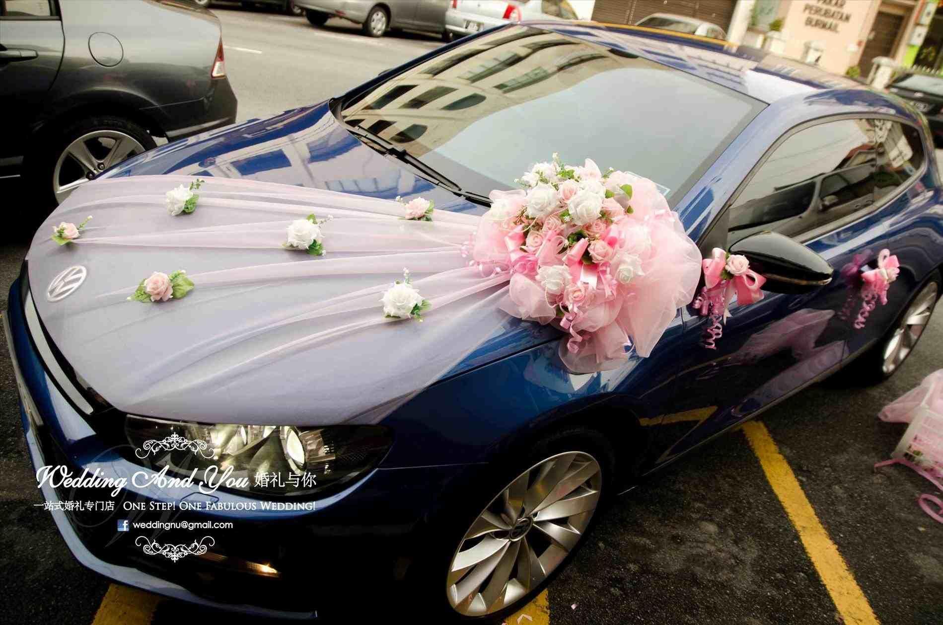 Wedding Car Decorations In Kerala Wedding Cars Wedding Car
