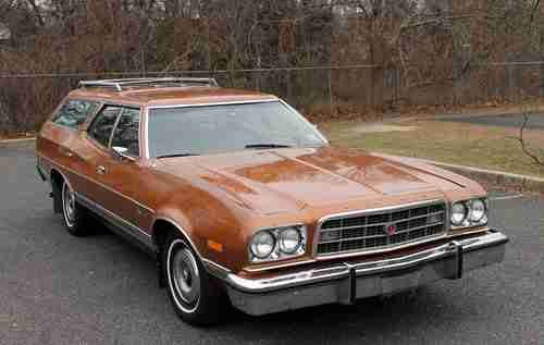 Sell Used 1973 Ford Gran Torino Wagon Nice Original Condition