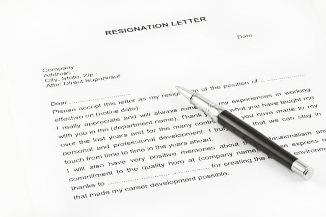 Tips for Writing a Letter of Resignation With Samples | Job Search ...