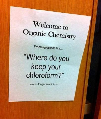 riecht das nach chloroform